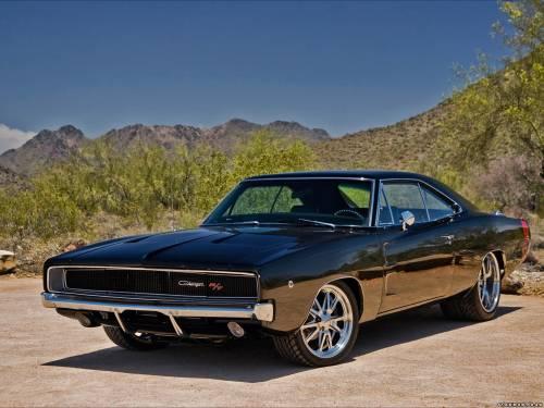 Обои muscle car dodge charger rt 1970 440
